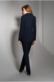 Брючный костюм /комплект LeNata 31694 темно-синий фото 2