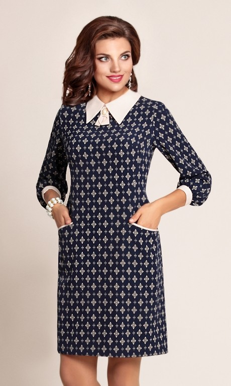 Деловое платье Vittoria Queen 2283