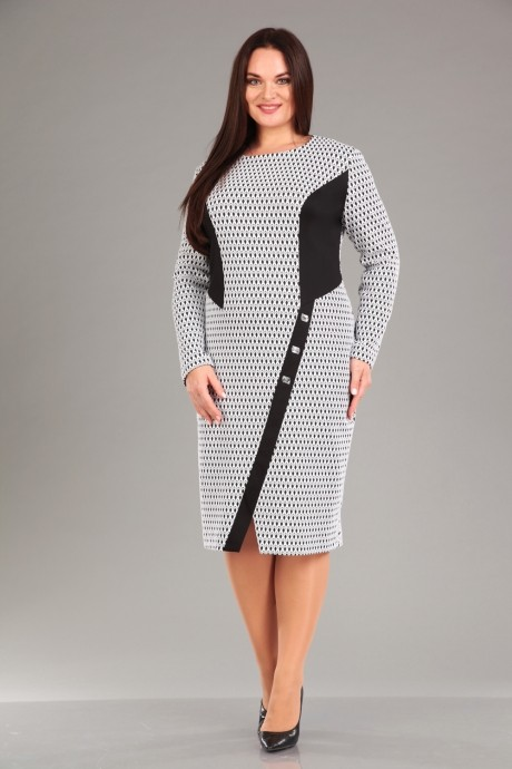 Повседневное платье Лиона-Стиль 553