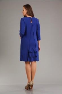 Вечернее платье Лиона-Стиль 554 василёк фото 2