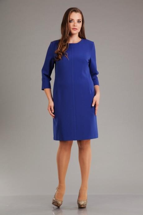 Вечернее платье Лиона-Стиль 554 василёк