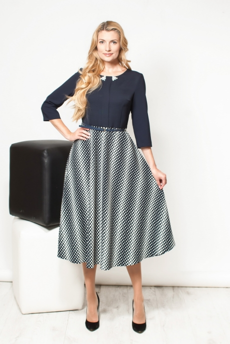 Деловое платье Moda-Versal П-1666