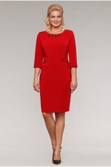 Вечерние платья Teffi Style 911 красный фото 1