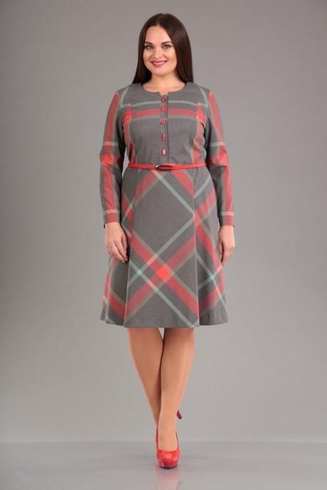 Повседневное платье Джерза 1398