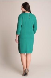 Повседневное платье Магия Моды 937 зелень фото 2