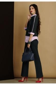 Брючный костюм /комплект Lissana 2915-1 розовый фото 2