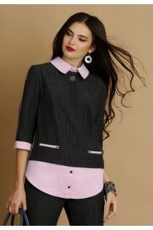 Брючный костюм /комплект Lissana 2915-1 розовый фото 4