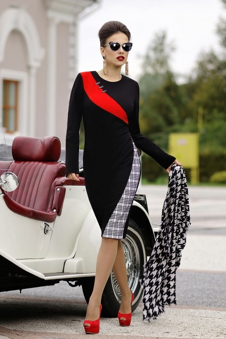 Повседневное платье Люше 1365