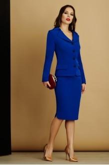 Юбочный костюм /комплект Lissana 2933 василек фото 1