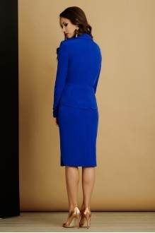 Юбочный костюм /комплект Lissana 2933 василек фото 2