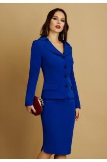 Юбочный костюм /комплект Lissana 2933 василек фото 3