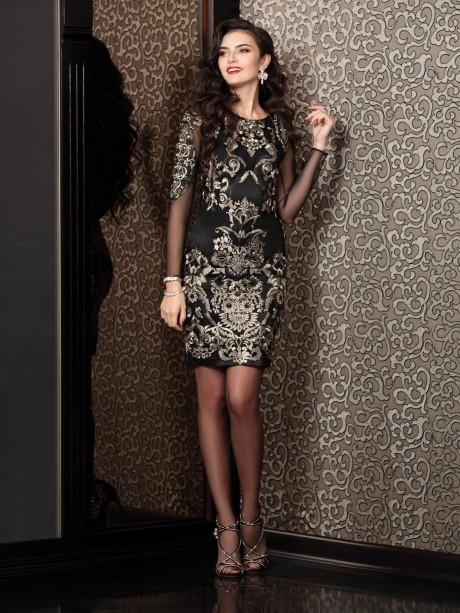 Вечернее платье Твой Имидж 4112