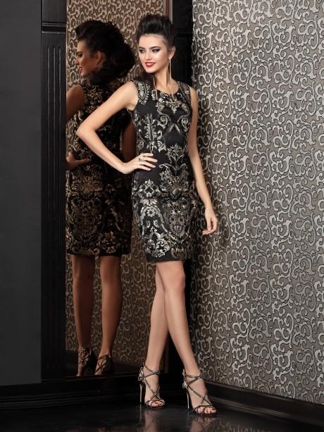 Вечернее платье Твой Имидж 4115