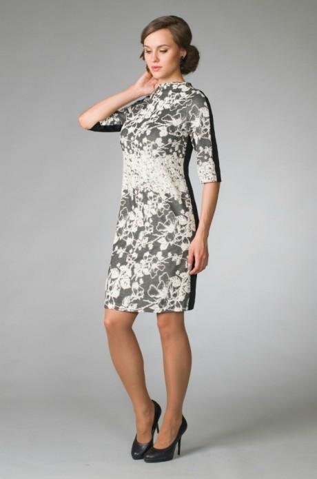 Повседневное платье Gold Style 1973