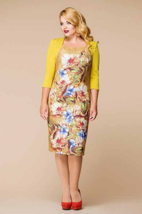 Повседневное платье Romanovich Style 1-1395