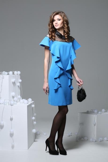 Платье на выпускной GIZART 1223г