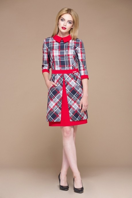 Повседневные платья Romanovich Style 1-1223