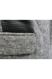 Пальто Runella 1214 серый фото 3