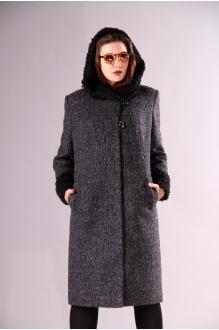 Пальто Runella 1215 графит фото 2