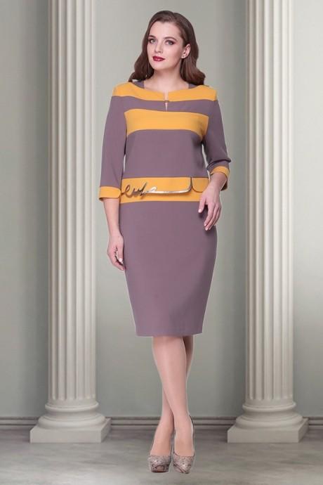 Повседневное платье Карина Делюкс 110