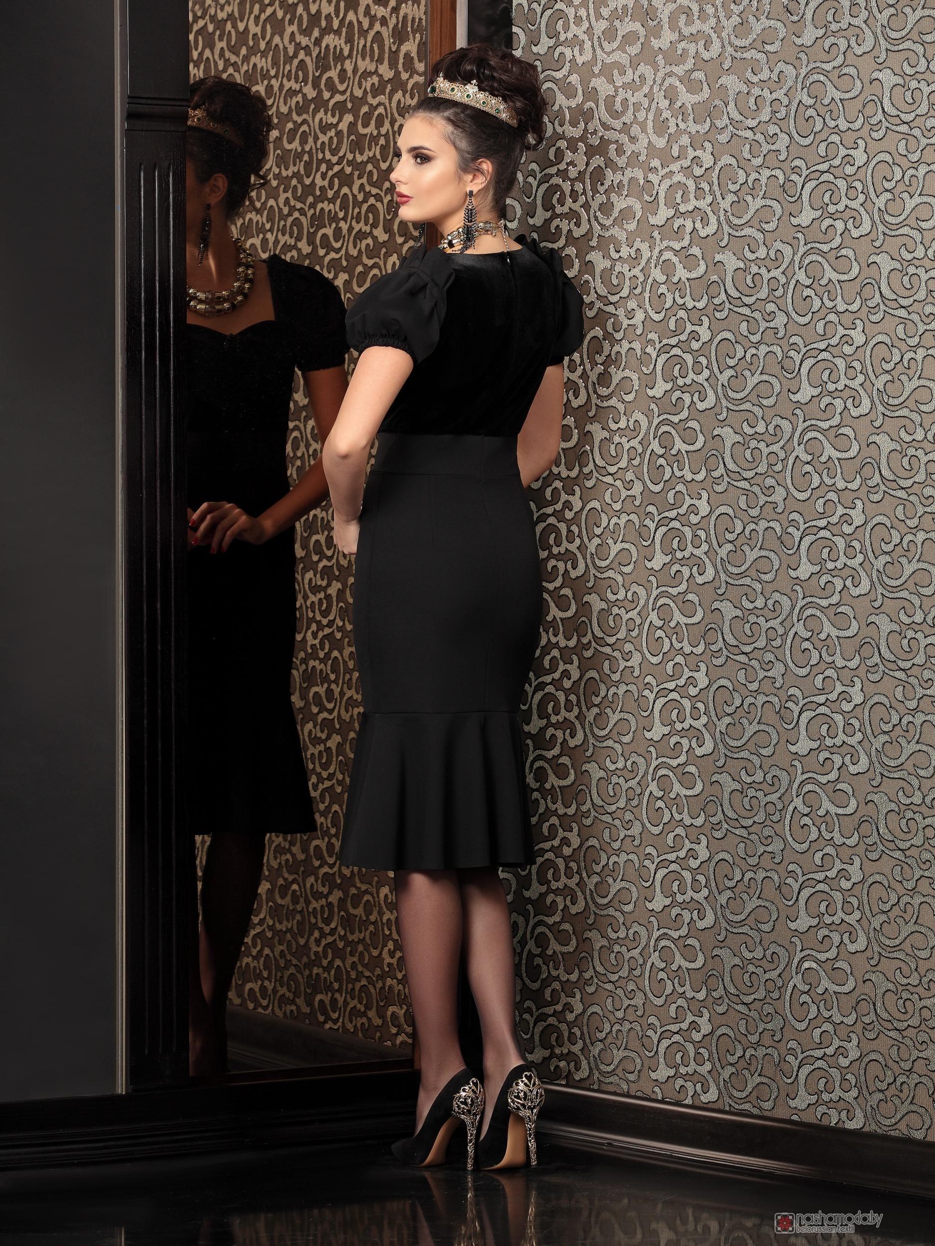 11bb62edfbcd Платье Твой Имидж 4138 - Наша Мода Брест, женская одежда по оптовым ...