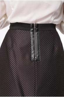 Юбки Джерза 0120 коричневый фото 4