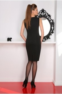 Вечернее платье LeNata 11717 черный фото 2