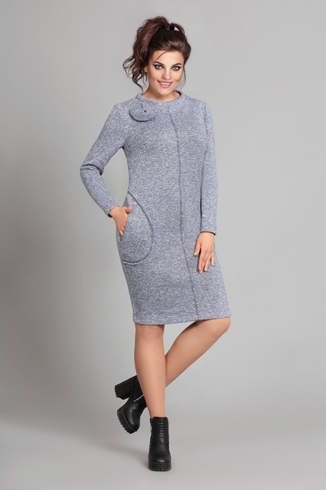 Повседневное платье Мублиз 052