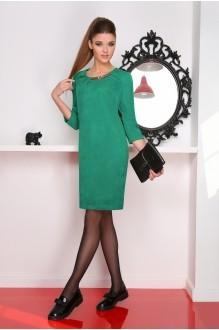 Повседневное платье LeNata 11714 мята фото 1