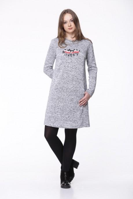 Повседневное платье Deluiz N 126