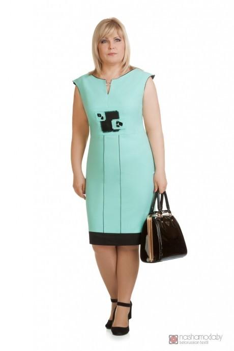 Повседневное платье Elpaiz 033 травка