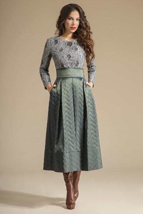 Юбочный костюм /комплект Teffi Style 1245