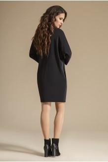Повседневное платье Teffi Style 1238 черный фото 2