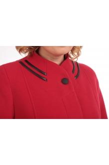 Пальто Diomant 1105 красный фото 3
