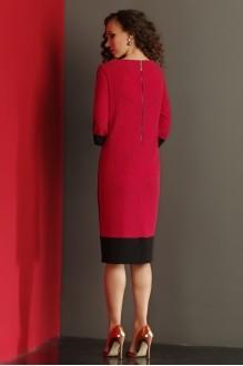 Повседневное платье Lissana 2988 красный фото 2