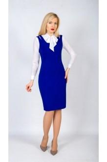 TricoTex Style 6817 василёк (блуза+сарафан)