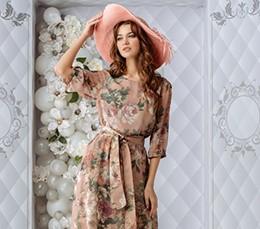 Модные платья: лето 2017