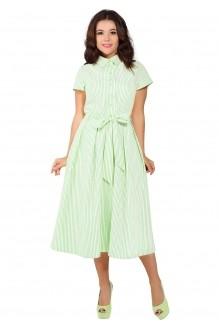 Мода-Юрс 2333 зеленые полоски