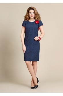Mira Fashion 4199 синий/красный