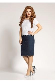 Mira Fashion 1240 белый/синий