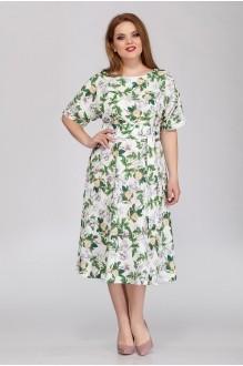 Fashion Lux 1096 цветочный принт