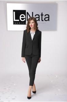LeNata 31796 чёрный/ белый