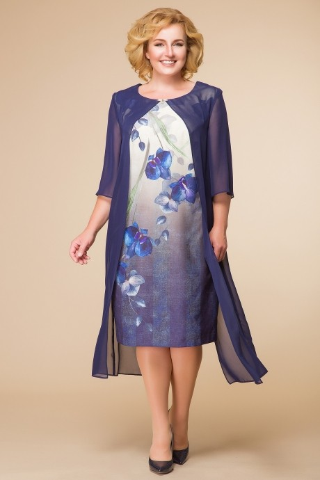 Romanovich Style 1-1485 синий