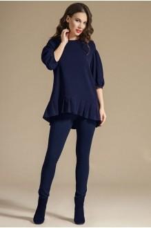 Модель Teffi Style 1239 темно-синий