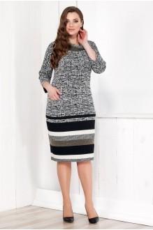 Fashion Lux 1135 корич. полоска