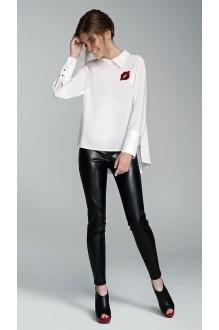 Блузки и туники Arita Style (Denissa) 091 белый фото 1