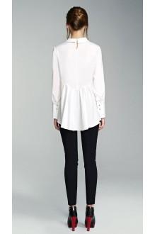 Блузки и туники Arita Style (Denissa) 091 белый фото 2