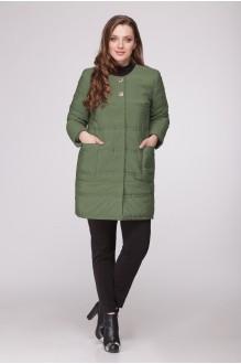 Пальто Bonna Image 230.1 зеленый фото 1