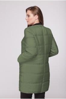 Пальто Bonna Image 230.1 зеленый фото 2