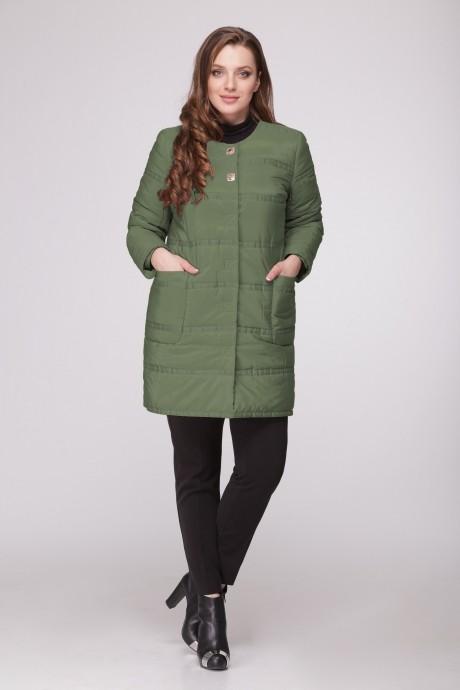 Пальто Bonna Image 230.1 зеленый